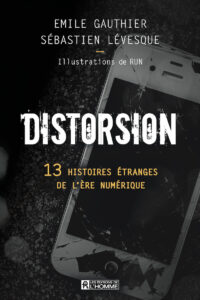 couverture Distorsion
